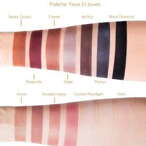 CH Déjà Vu Eye Shadows and Cheek Blush Palette New